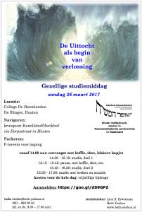 Flyer Shofar conferentie maart 2017